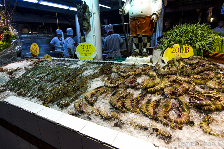 Best Seafood Restaurant In Phuket Patong